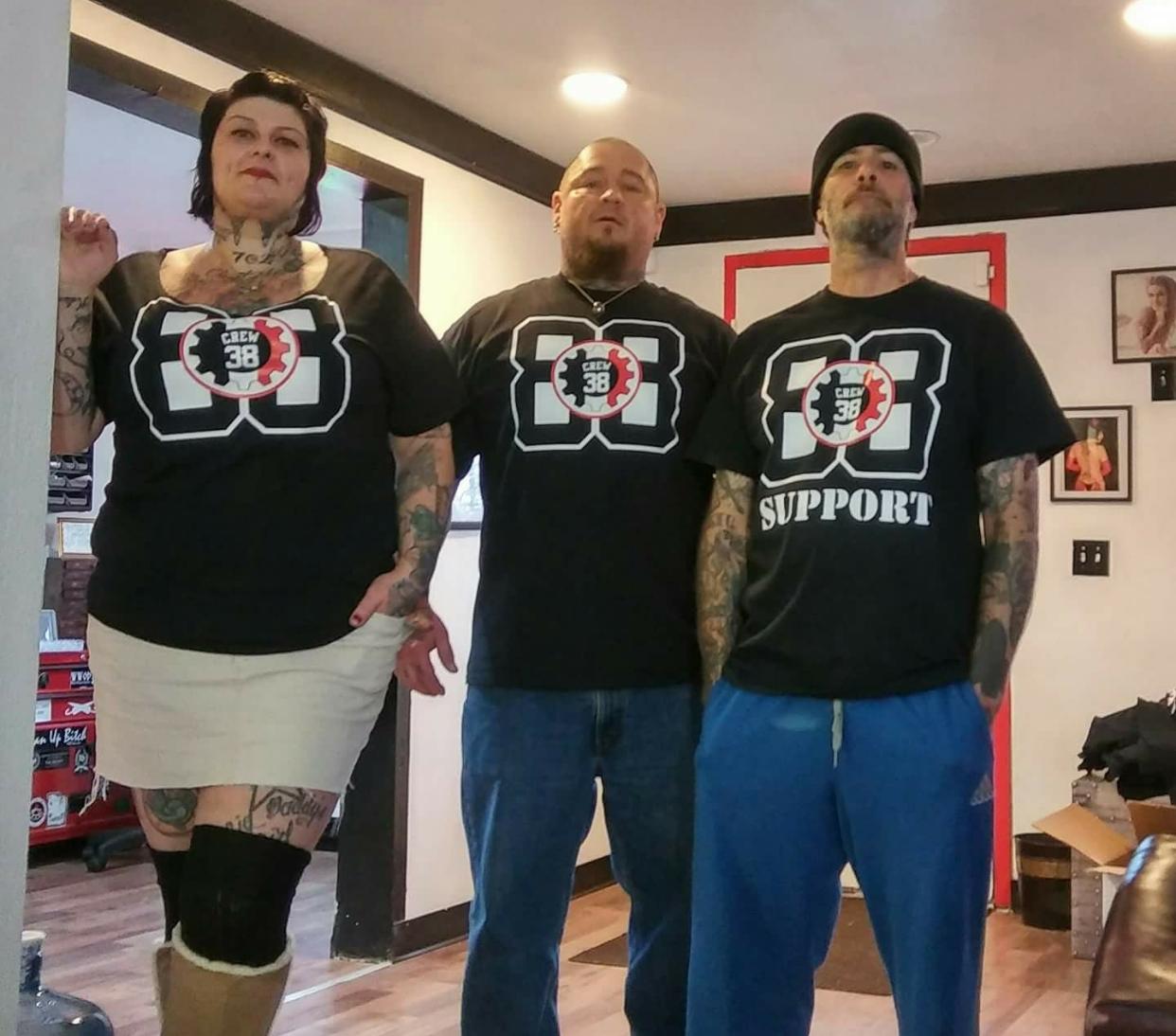 Think Before You Ink Revealing Tacomas Nazi Skinhead